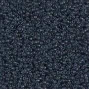 Miyuki Rocailles Perlen 1.5mm 2411 transparent Montana Blue ca 11gr