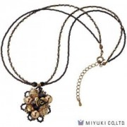 Miyuki Bead Jewelry Kit BFK 125 Classy Bouquet Necklace