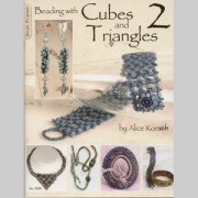 Buch Beading with Cubes and Triangles Teil 2 von Alice Korach