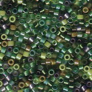 Miyuki Delica Perlen 1,6mm Mix03 Evergreen 7,2 Gr.