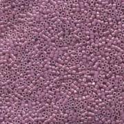 Miyuki Delica Perlen 1,6mm DB0253 Opaque Pink Luster Mauve 5gr
