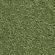 Miyuki Delica Perlen 1,6mm DB0263 Opaque luster Cactus 5gr