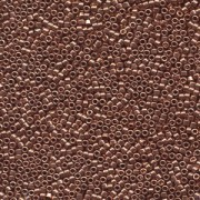 Miyuki Delica Perlen  1,6mm DB0040 metallic Bright Copper 5gr