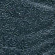 Miyuki Delica Perlen 1,6mm DB0465 Galvanized Midnight Blue 5gr