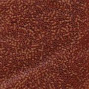 Miyuki Delica Perlen 1,6mm DB1262 transparent matt dark Cranberry ca 5gr