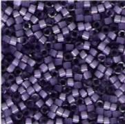 Miyuki Delica Perlen 1,6mm  DB1809 Grape Taffy Satin 5gr