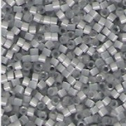 Miyuki Delica Perlen 1,6mm DB1816 Soft Suede Grey Satin 5gr