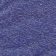 Miyuki Delica Perlen 2,2mm DBM0243 opaque luster Storm Blue 7,2 Gr.