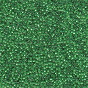 Miyuki Delica Perlen 1,6mm DB0274 transparent luster Light Kelly Green 5gr
