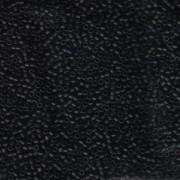 Miyuki Delica Perlen 2,2mm DBM0310 matte Black 7,2 Gr.