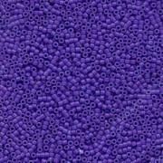 Miyuki Delica Perlen 1,6mm DB0661 opaque Bluish Purple 5gr