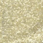 Miyuki Delica Perlen 2,2mm DBM0673 satin Light Cream 7,2 Gr.