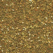 Miyuki Delica Perlen 1,6mm Hexcut DBC0031 metallic 24 Karat Gold plated 5gr