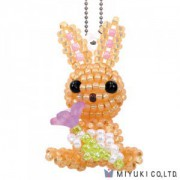 Miyuki Mascot Fan Kit No. 31 Flora ( Rabbit )