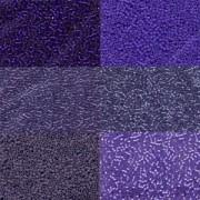 Miyuki Perlen Set Lilacs
