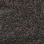 Miyuki Delica Perlen 1,6mm DB0184 silverlined dark Bronze 5gr