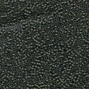 Miyuki Delica Perlen 1,6mm DB0311 matt metallic Olive Grey 5gr