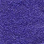 Miyuki Delica Perlen 1,6mm DB0361 matt metallic Saphire 5gr