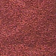 Miyuki Delica Perlen 1,6mm DB0362 matt Red 5gr