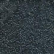 Miyuki Delica Perlen 1,6mm DB0387 matt transparent Montana 5gr