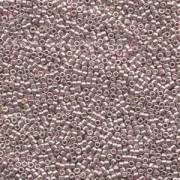 Miyuki Delica Perlen 1,6mm DB0417 dyed galvanized Steel 5gr