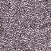 Miyuki Delica Perlen 1,6mm DB0429 dyed galvanized Lavender 5gr
