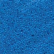 Miyuki Delica Perlen 1,6mm DB0659 dyed opaque Capri Blue 5gr