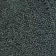 Miyuki Delica Perlen 1,6mm DB0749 transparent matt Grey 5gr