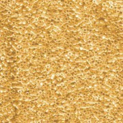Miyuki Delica Perlen 1,6mm DB1221 transparent luster Marigold ca 5gr