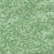 Miyuki Delica Perlen 1,6mm DB0828 Satin light Mint 5gr