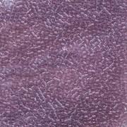 Miyuki Delica Perlen 1,6mm DB1105 transparent light Amethyst 5gr