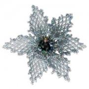 Miyuki Bead Jewelry Kit BFK 103 Grace Brooch