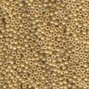 Miyuki Rocailles Perlen 3mm 0593 Ceylon dark Beige ca 13gr