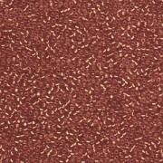 Miyuki Rocailles Perlen 1,5mm 1639 silverlined semimatt dark Ruby ca 11gr