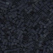 Miyuki Würfel Perlen, Cube, Square Beads 3mm 2411F Montana Blue 20gr