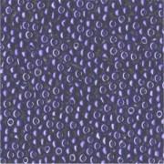 Miyuki Rocailles Perlen 3mm 0414F opaque Cobalt Blue ca 13gr
