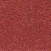 Miyuki Rocailles Perlen 1,5mm 0476 opaque rainbow Red ca 11gr