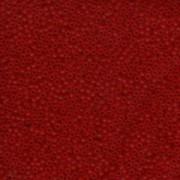 Miyuki Rocailles Perlen 2,2mm 0141F oder 9660-314 transparent matt Red ca 10gr