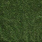 Miyuki Rocailles Perlen 2mm 0158 transparent Olive ca 12gr