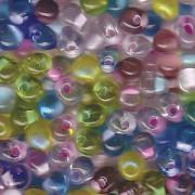 Miyuki Tropfen Perlen 3,4mm Mix46 Circus ca 25gr.