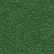 Miyuki Rocailles Perlen 2mm 0144 transparent Light Green 12gr