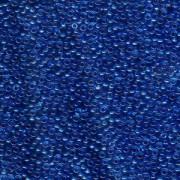 Miyuki Rocailles Perlen 2mm 0149 transparent Carg Turquoise Blue 12gr