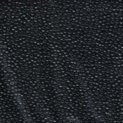 Miyuki Rocailles Perlen 2mm 0401 opaque Black 12gr