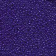 Miyuki Rocailles Perlen 2mm 0414 opaque Cobalt Blue 12gr