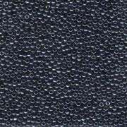 Miyuki Rocailles Perlen 1,5mm 0451 metallic Hematite ca 11gr