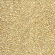 Miyuki Rocailles Perlen 2mm 0516 ceylon Light Gold 12gr