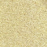 Miyuki Rocailles Perlen 1,5mm 0594 ceylon Light Yellow ca 11gr