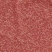 Miyuki Rocailles Perlen 1,5mm 2249 inside colorlined Red Cranberry ca 11gr
