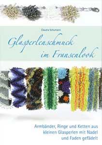 Buch Glasperlenschmuck im Fransenlook von Claudia Schumann