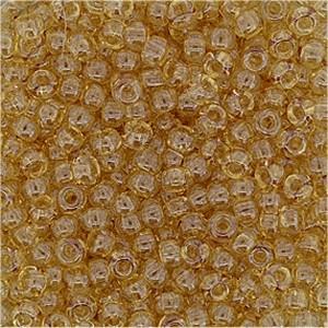 Miyuki Rocailles Perlen 2,2mm 0161 oder 9660-654 rainbow golden Shadow ca 10gr